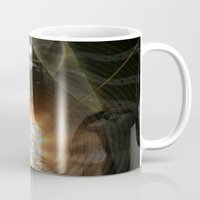egypt Mugs featuring Egypt by Filip Klein
