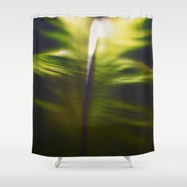 Colours in the Night Garden Shower Curtain