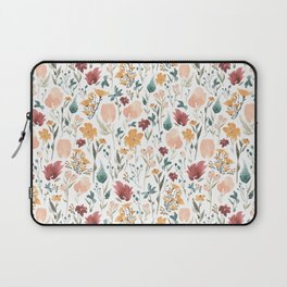 Deep Florals Laptop Sleeve