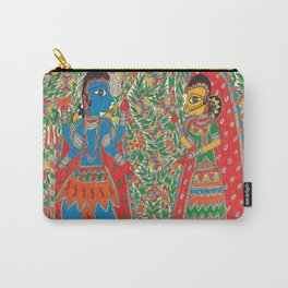 Shiva - Parvati Carry-All Pouch