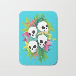 Carnaval de muerte Bath Mat