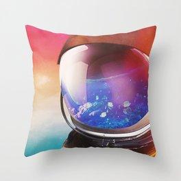 Sea Inside Throw Pillow