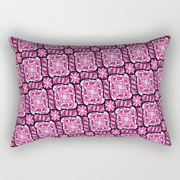 Abstract Pattern 3 Rectangular Pillow