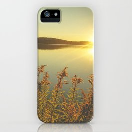 Daybreak iPhone Case