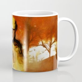 FIRST RESPONDER - Firefighter, Bushfires, Emergency Services Coffee Mug