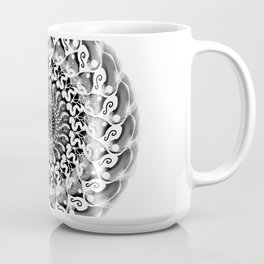 Mandala - White Coffee Mug