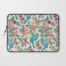 Whimsical Summer Flight Laptop Sleeve