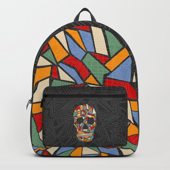 Shattered Daydream Backpack