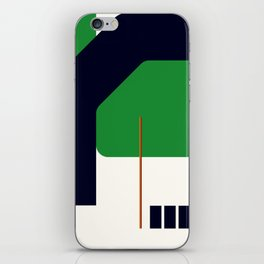 Late Night Tv 009 iPhone Skin