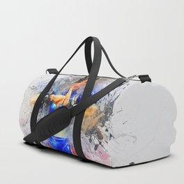 Chun Li Duffle Bag
