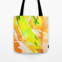Tropical Sunny Day Tote Bag
