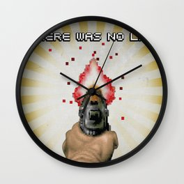 There Was No Lag Wall Clock