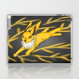lightning storm Laptop & iPad Skin