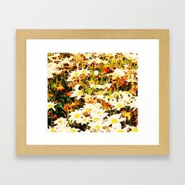 Flowers 39 Framed Art Print
