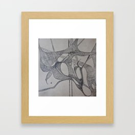 Pathways 7 Framed Art Print