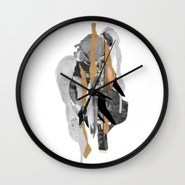 Conversation with father Wall Clock