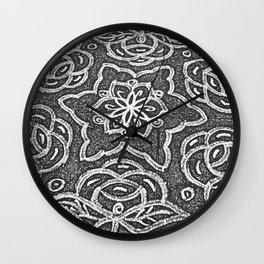 Kolam 2+1 Wall Clock