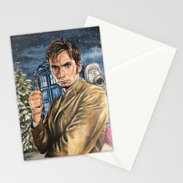 Man in the Box Stationery Cards