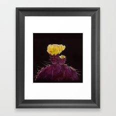 Desert Sunrise Framed Art Print