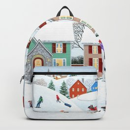 Once Upon a Winter Backpack