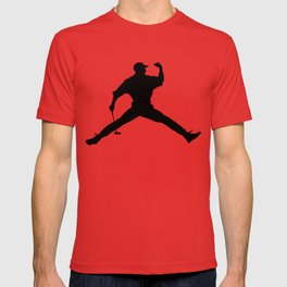 #TheJumpmanSeries, Tiger Woods T-shirt