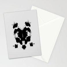 Rorscharch Stationery Cards