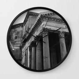 Pantheon III Wall Clock