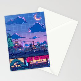 Konohagakure Stationery Cards