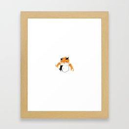 Pocket Framed Art Print