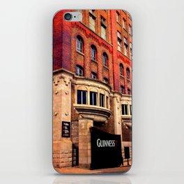 Guinness Storehouse iPhone Skin