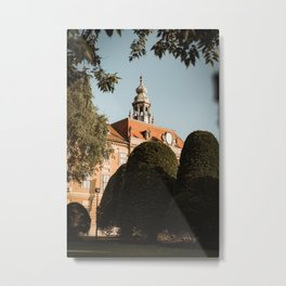 Sombor city hall Metal Print