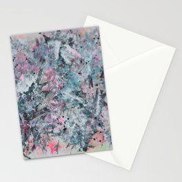 Mixed emotions 1 Stationery Cards