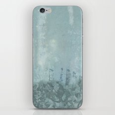 Underwater Ledge iPhone & iPod Skin