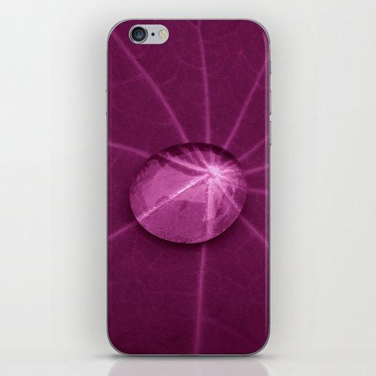 big drop iPhone & iPod Skin