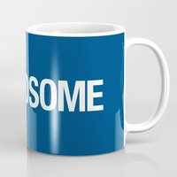 audi Mugs featuring AWDSOME v5 HQvector by Vehicle