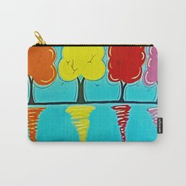 Reflection of Colours Carry-All Pouch