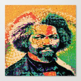 Douglass Canvas Print