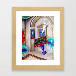 Physics Reloaded Framed Art Print