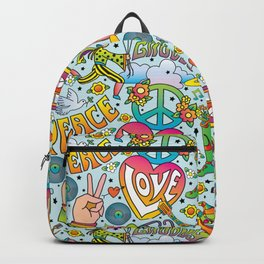 Peace&Love Backpack