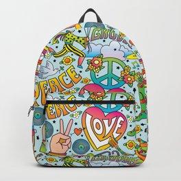 Peace&Love Backpack
