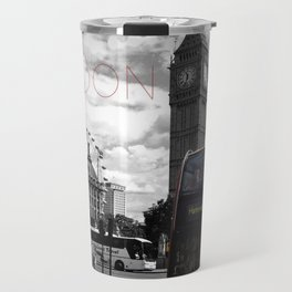 Sightseeing-London Travel Mug