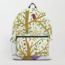 White Oak Crown Backpack