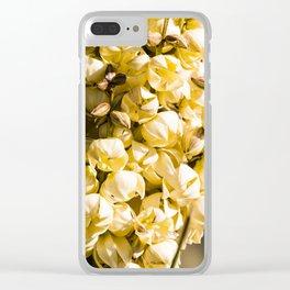 Super Bloom 7454 Paradise Joshua Tree Clear iPhone Case