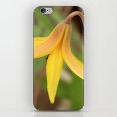 Gracefully Nodding iPhone & iPod Skin