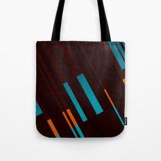 Canopus Blue Orange Tote Bag