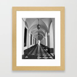 Cadiz Framed Art Print
