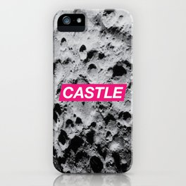 SURFACE #2 // CASTLE iPhone Case