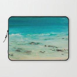 Nannas Beach Laptop Sleeve