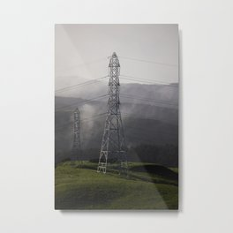 Nature's Power Metal Print