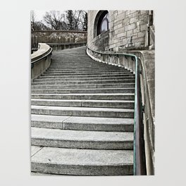 Stairway to Heaven? Poster